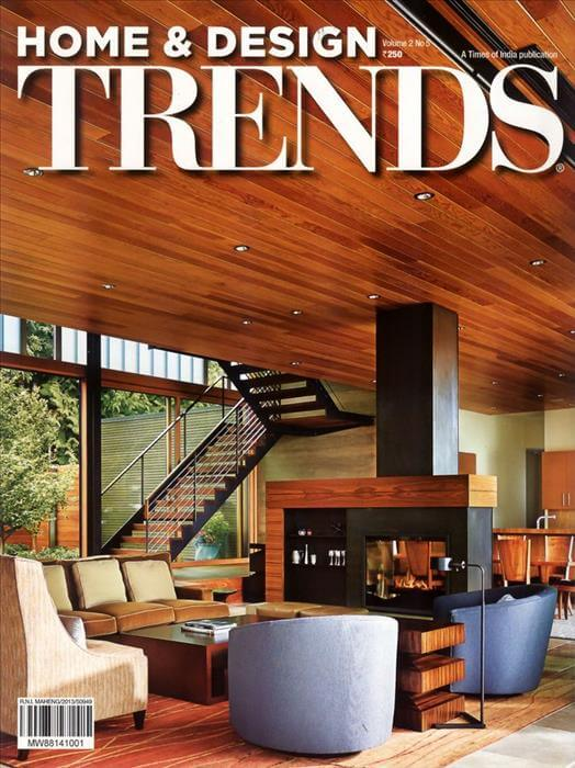 Home And Architectural Trends Magazine home | abin design studio