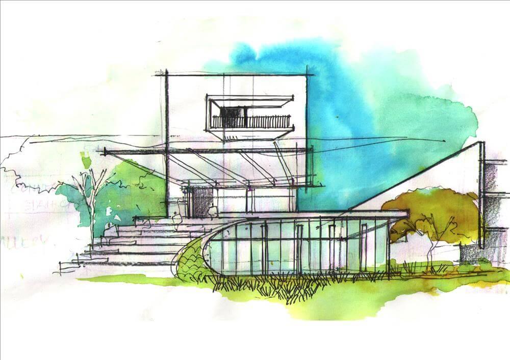 Greenwood High International School, Kolkata   Abin Design Studio