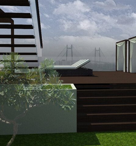 Penthouse by Glenburn, Kolkata