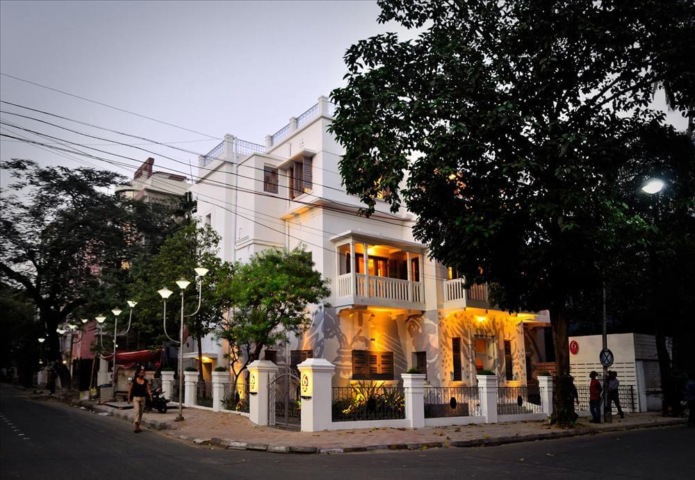 6 Ballygunge Place Kolkata Abin Design Studio