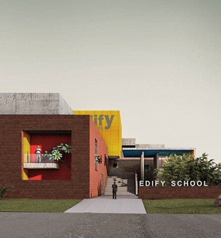 Edify School, Goa Cover Image